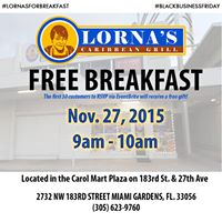 Free Breakfast  Lornas