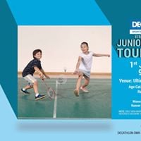 Junior Badminton Tournament