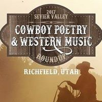 Sevier Valley Cowboy Poetry And Western Music Roundup