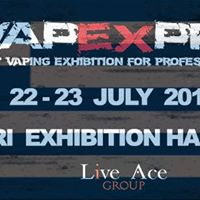 1st Vaping Exhibition for Professionals in Greece