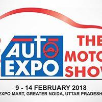 Auto Expo India 2018