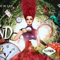 Viper In Wonderland - Bank Holiday Sunday 28th May