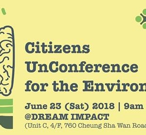 Citizens UnConference for the Environment