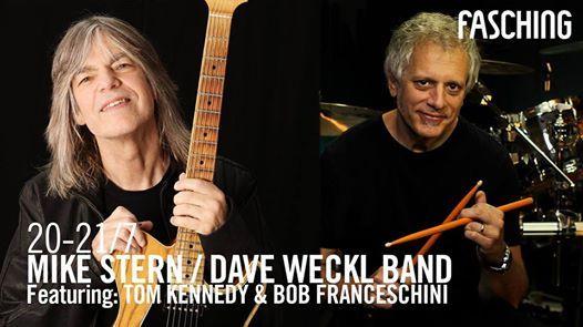 Mike Stern  Dave Weckl Band