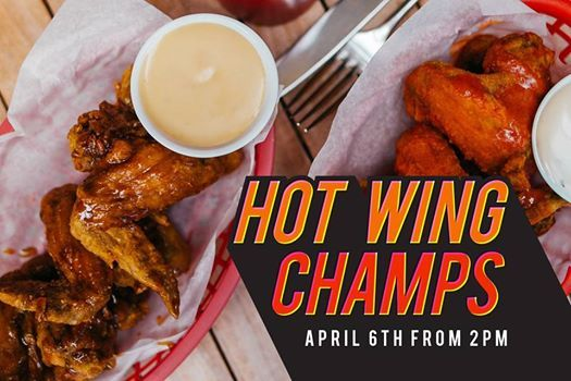 Takapunas Annual Hot Wing Eating Champs