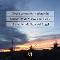 Noche de oracin y adoracin  Worship and prayer night