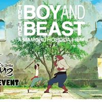 ALJ Movie Day &quotThe Boy And The Beast&quot