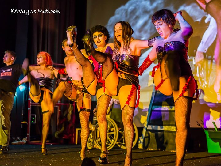 The Rocky Horror Picture Show with a live shadowcast performance by the Latter Day Transvestites