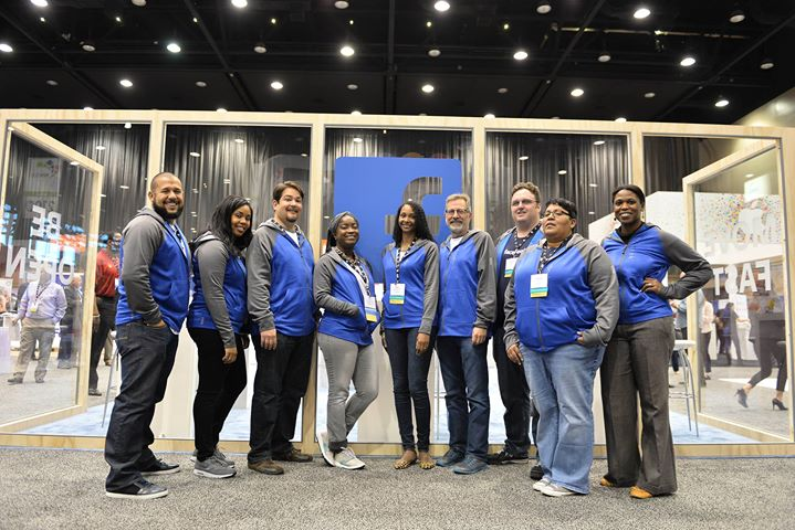 Facebook at the WBENC National Conference and Business Fair 2017
