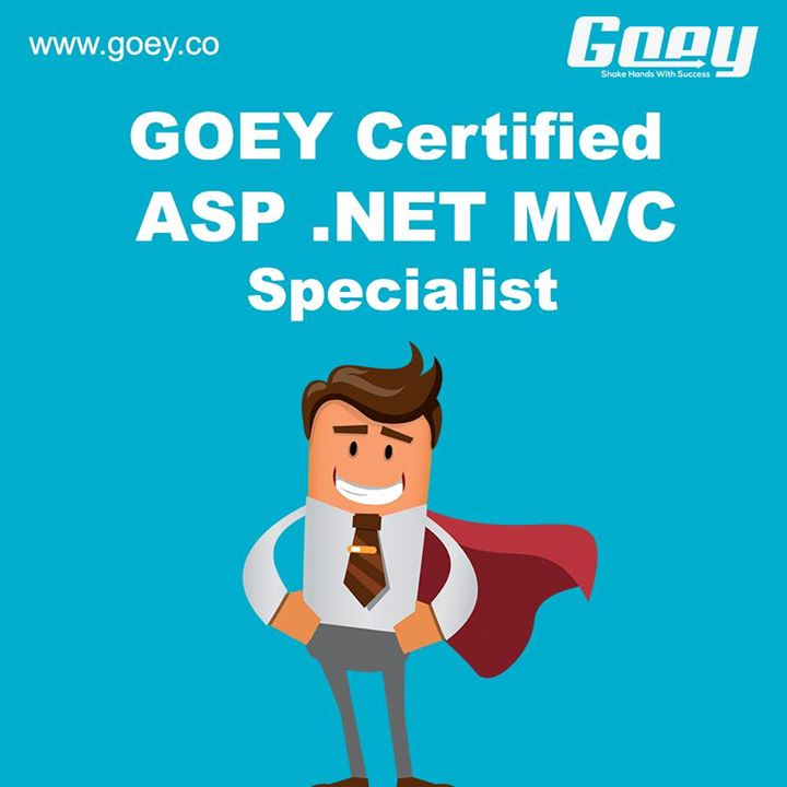 Goey Certified Asp Mvc Specialist At Punjab Co Operative