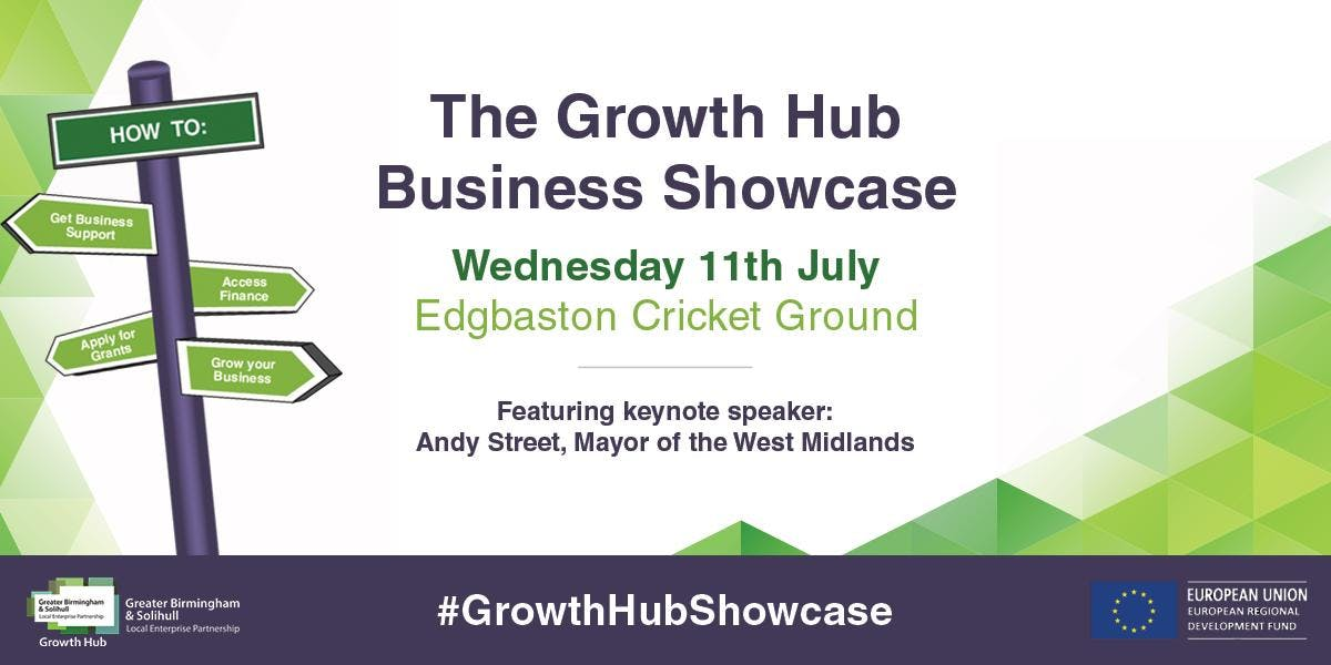Growth Hub Business Showcase