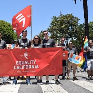 Los Angeles Pride with Equality California