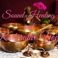 Sound Healing Restorative Yoga