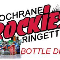 Cochrane Rockies Ringette Bottle Drive
