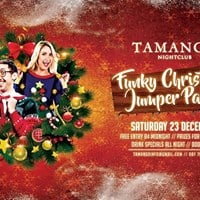 The Funky Christmas Jumper Party