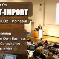 Free Seminar on Export Import at Kolhapur