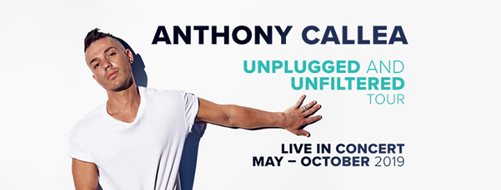 Bendigo - Anthony Callea Unplugged and Unfiltered
