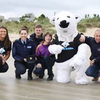 Rosslare Polar Plunge proudly sponsored by Menapia Motors