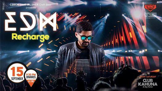 EDM Recharge - 15th September