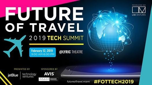 Future of Travel Tech Summit 2019