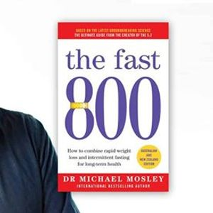 Michael Mosley on The Fast 800