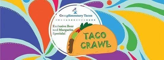 Taco & Tequila Crawl Cincinnati