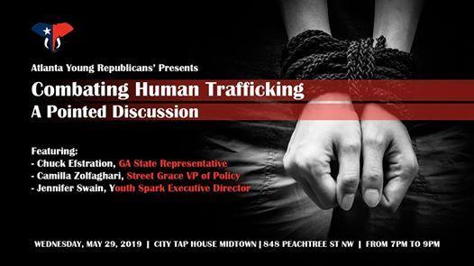 AYR May Meeting - Combating Human Trafficking