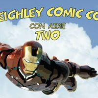 Keighley Comic Con - Con Aire Two