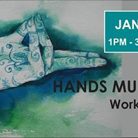 Hands Mudra Workshop