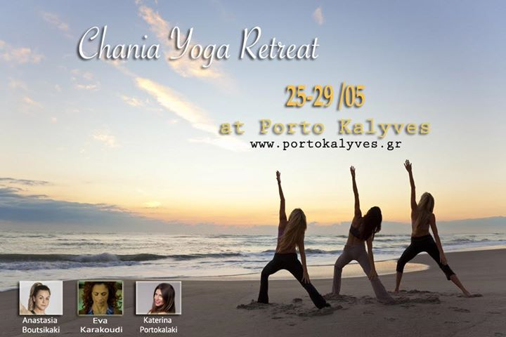 Chania Yoga Retreat