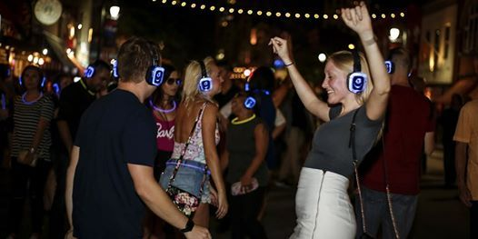 Party On Party Off Silent Disco Experience