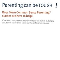 Boys Town Common Sense Parenting