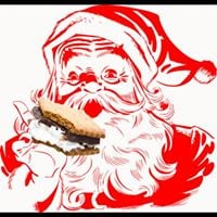 Smores with Santa
