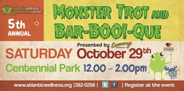 5th Annual Monster Trot & Bar-Boo-Que presented by Economy ...