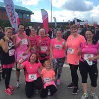Learn to Run with Mums Team Barnsley