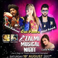 Zalmi Musical Night
