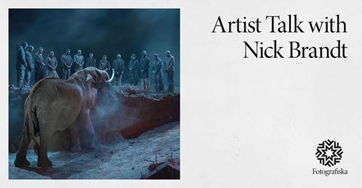 Nick Brandt  Artist Talk