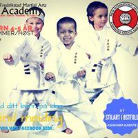 Karate kids 4-5 r