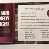 Comedy Night at Portofino