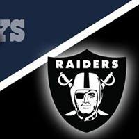 Cowboys Vs. Raiders (Sports At The Cinema) - Community Cinema