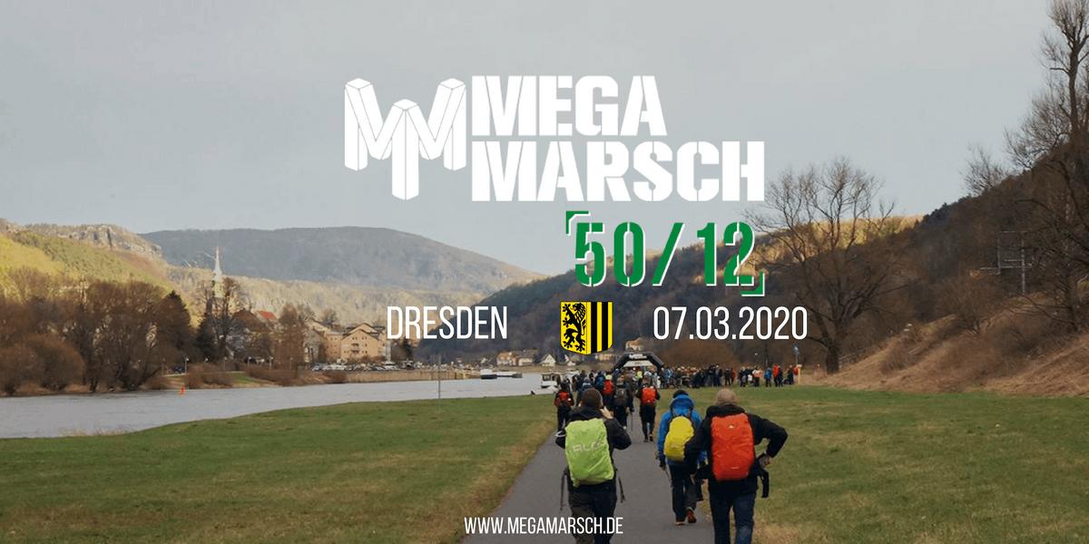 Megamarsch Dresden