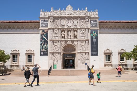 On the Steps at SDMA The Golden Age of Spain