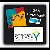 Scene Art Bar Gives Back