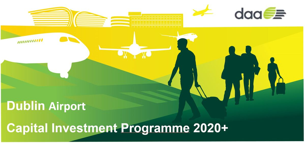 Dublin Airport Capital Investment Programme 2020