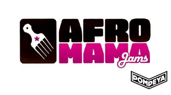 Afromama  Dj Lenni en pompeyacastelar