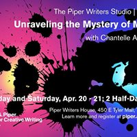 Unraveling the Mystery of Mysteries with Chantelle Aime Osman