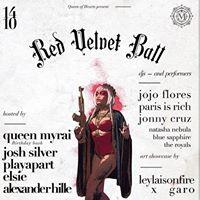 Red Velvet Ball III