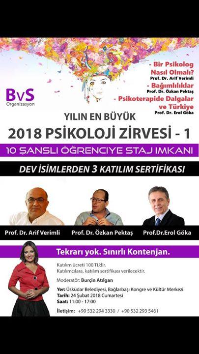 Psikoloji Zirvesi 2018-1