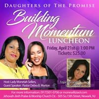 Daughters of the Promise Building Momentum Luncheon