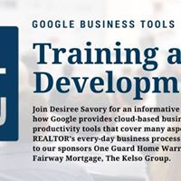 Google Business Tools with Desiree Savory